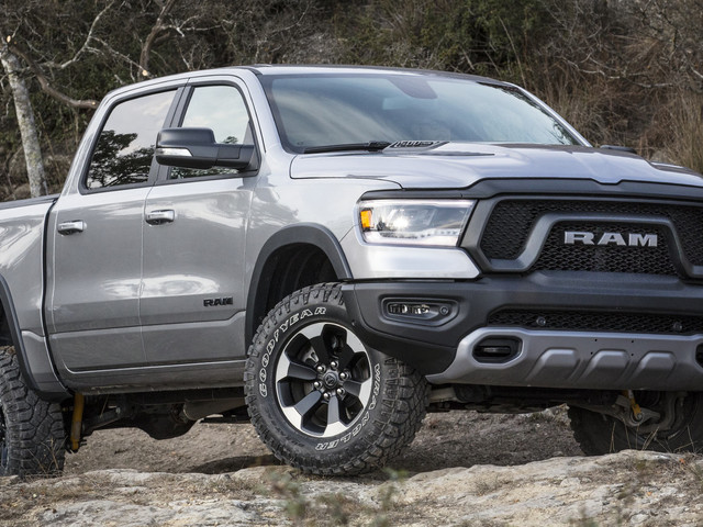 FCA CEO Sees A Future For Electrified Ram Pickup, Says Stay Tuned