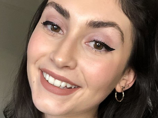 I Tried This Bobby-Pin Liquid Eyeliner Hack From TikTok, and I'm Shocked by How Easy It Was
