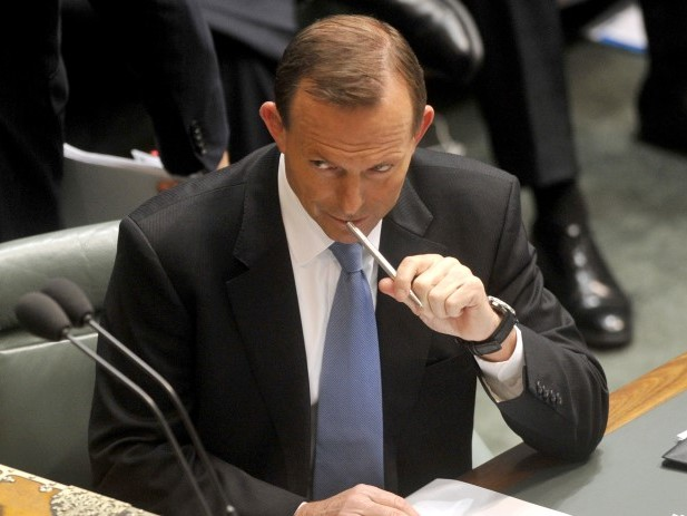God give me strength: I nearly went to Tony Abbott's book launch