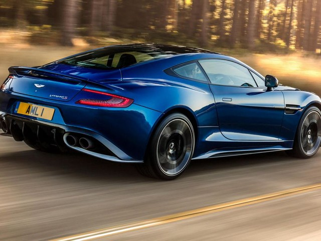 Failed Aston Martin Vanquish Tooling Buyer Identified As Detroit Electric