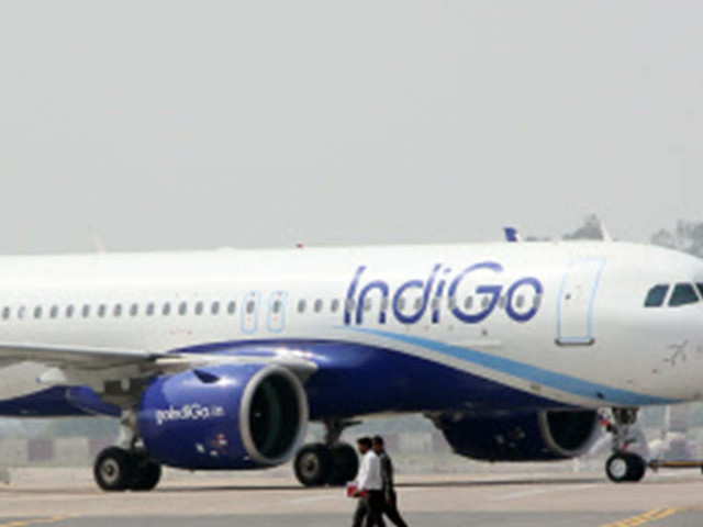 IndiGo, rivals spar over Jet's global slots