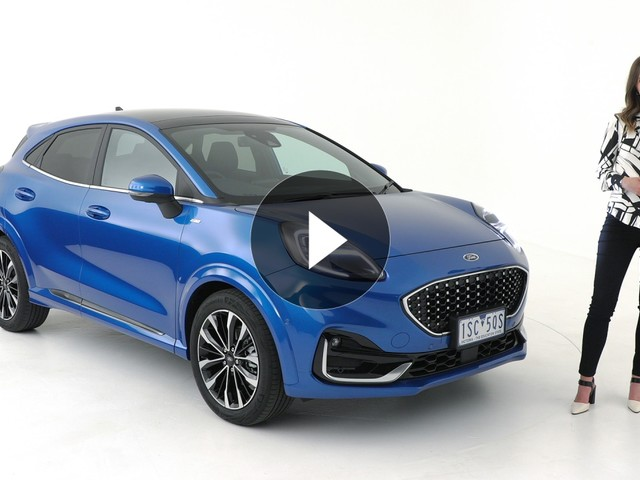 Everything you need to know about the 2021 Ford Puma: Virtual Test Drive