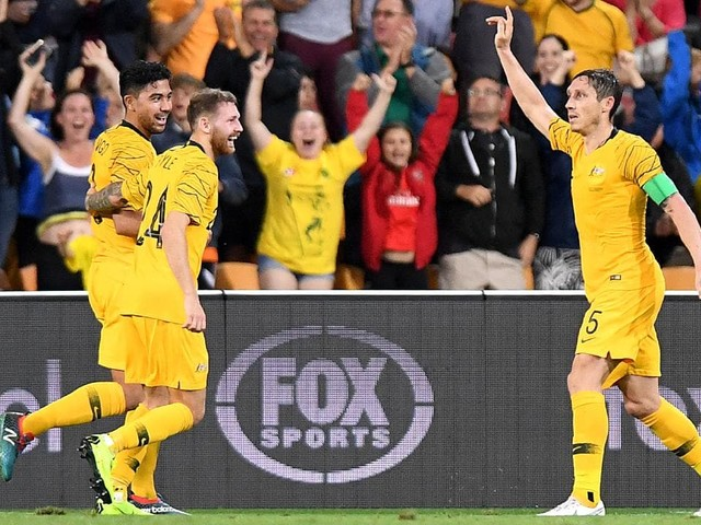 Scottish-born winger Martin Boyle says he'll 'cherish' the memory of his Socceroos debut forever