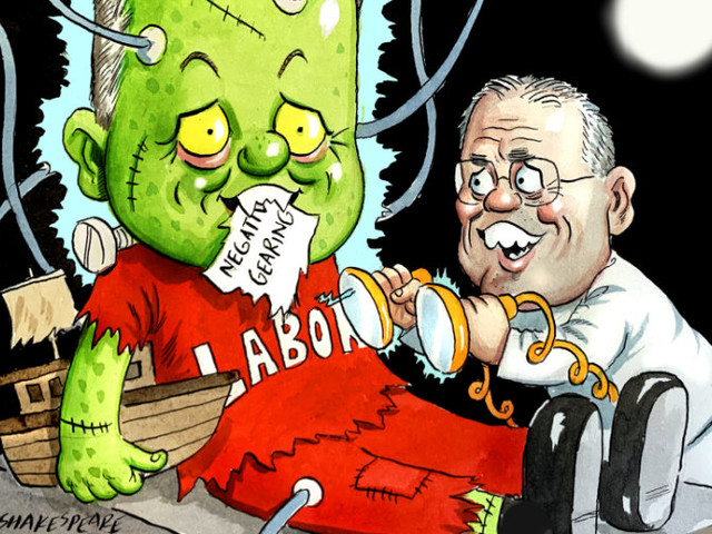 The science behind Morrison's scare tactics