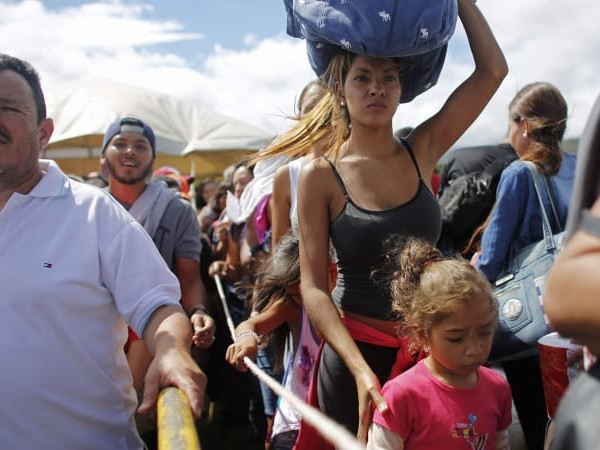 Number of Venezuelan migrants in Colombia continues to rise