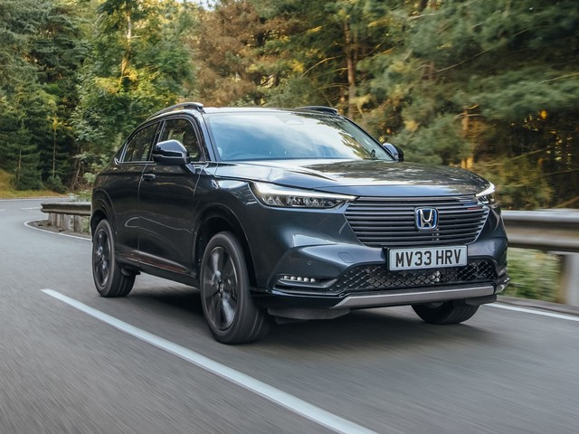 2022 Honda HR-V Hybrid detailed: Is this highly anticipated SUV more full-efficient than the new Toyota C-HR Hybrid and Mitsubishi Eclipse Cross PHEV?
