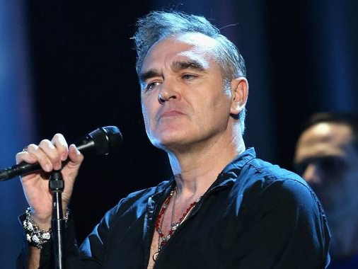 Morrissey posters removed from train stations by Merseyrail over singer's far-right support