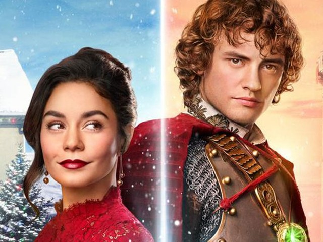 Exclusive: Feast Your Eyes on 7 Dreamy Photos From Netflix's The Knight Before Christmas