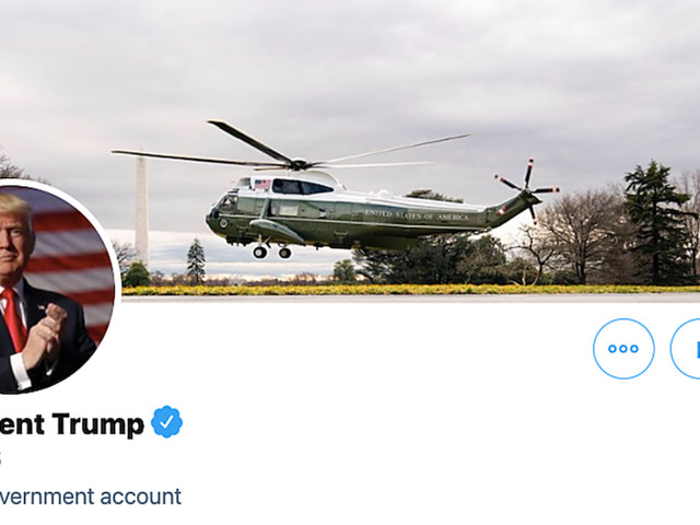 It Doesn't Matter If Trump Never Concedes, Twitter Is Giving @POTUS to Biden