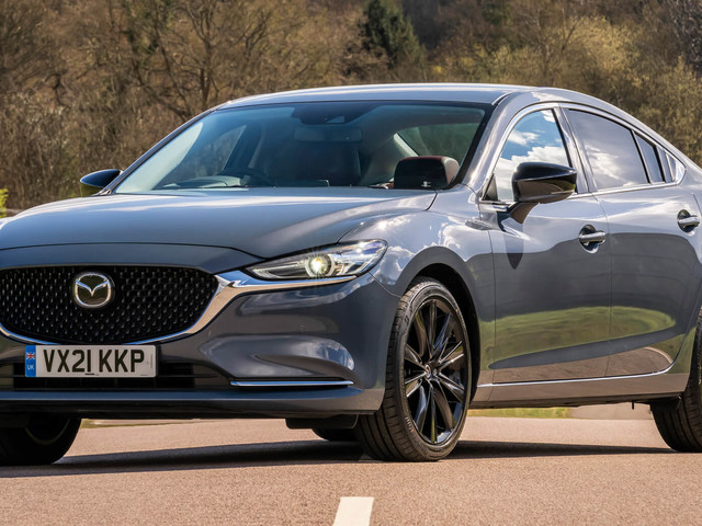 2021 Mazda6 Joins The Kuro Club With New Limited Edition