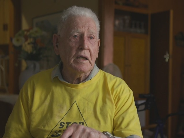 This 97-year-old veteran activist has some advice for Extinction Rebellion