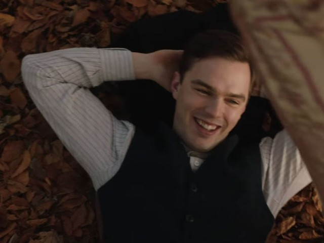 Tolkien: Nicholas Hoult Is the Man Behind the Lord of the Rings Novels in the First Teaser
