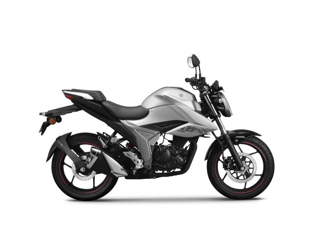 2019 Suzuki Gixxer Accessories Revealed