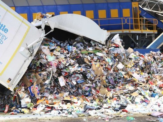 Councils consider rate rise to tackle recycling crisis