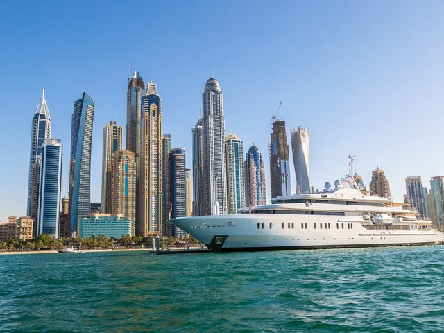 Yacht Charter Destination Of The Month: The Middle East