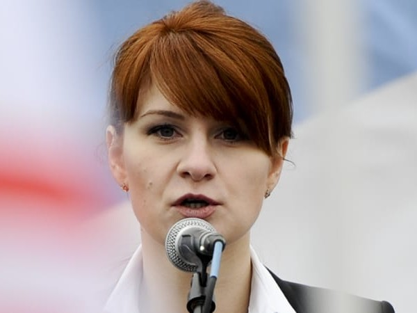 Judge orders alleged Russian agent Maria Butina jailed