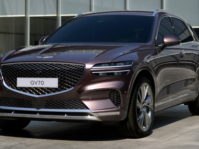 This Is The Long-Awaited 2021 Genesis GV70