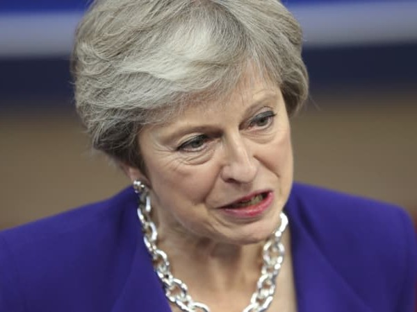 No 'noose' is good news as May stares down parliament on Brexit
