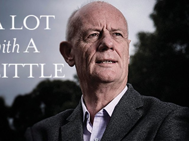 Tim Costello: The role of faith in shaping a man