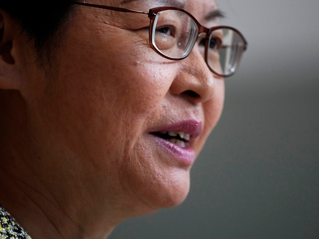 China reportedly planning to replace Hong Kong leader Carrie Lam