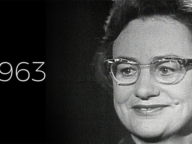 Rewind Series 4 Poet Judith Wright 1963