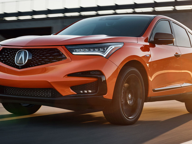 Thermal Orange 2021 Acura RDX PMC Edition Lands Before Halloween, Priced From $51,000