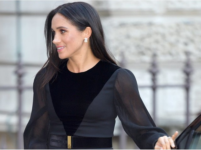 So . . . Meghan Markle Shut Her Own Car Door, and People Are Royally Freaking Out
