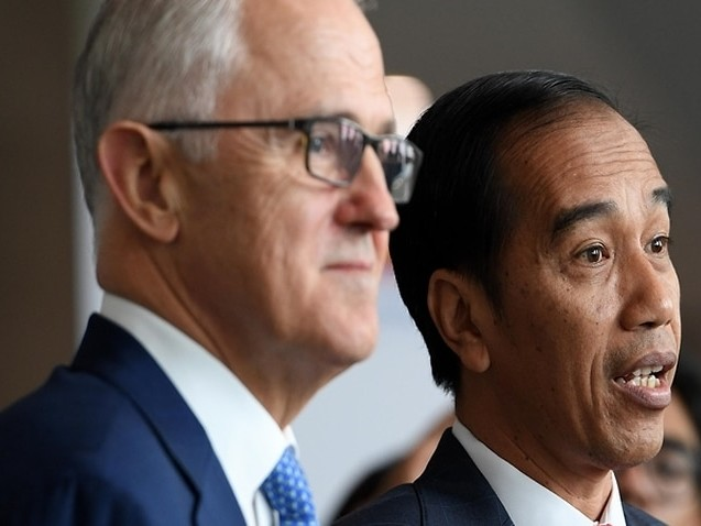 PM defends sending Turnbull to Bali conference