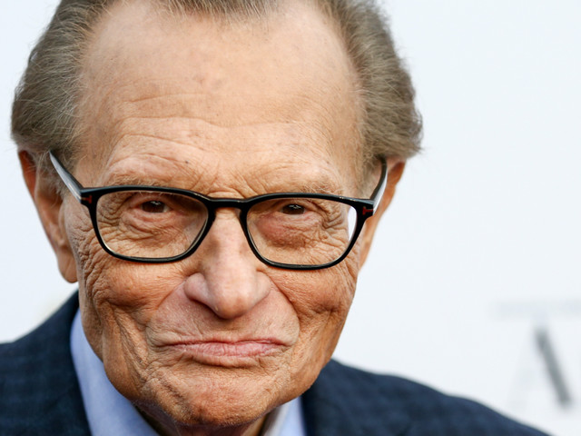 Larry King Dies Aged 87 & Musicians Are Paying Tribute To The Talk Show Host