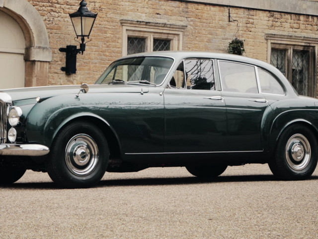 Blasphemy Or Just Evolution? TG Drives The Lunaz Bentley S1 Retro-Electric Conversion To Find Out