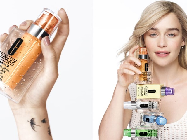 Emilia Clarke Is the New Face of Clinique - and Its First Ever Celebrity Ambassador