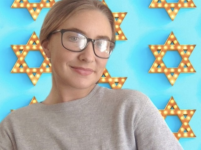 These Hanukkah Zoom Backgrounds Will Make Your Virtual Celebrations Extra Special