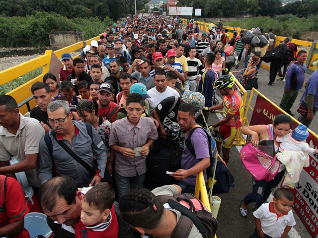 Venezuela: Border opens, consulates close and fuel shortages create more suffering