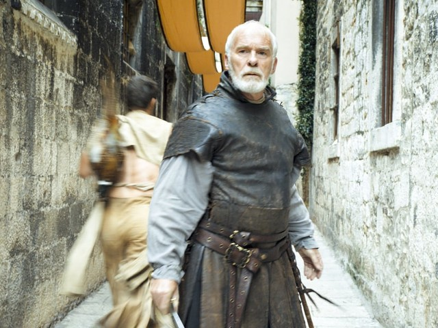 Why That Ser Barristan Selmy Shout-Out on Game of Thrones Was a Really Big Deal