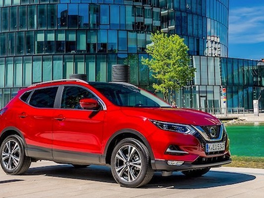 Denmark March 2019: Nissan Qashqai takes control in record market (+33.2%)