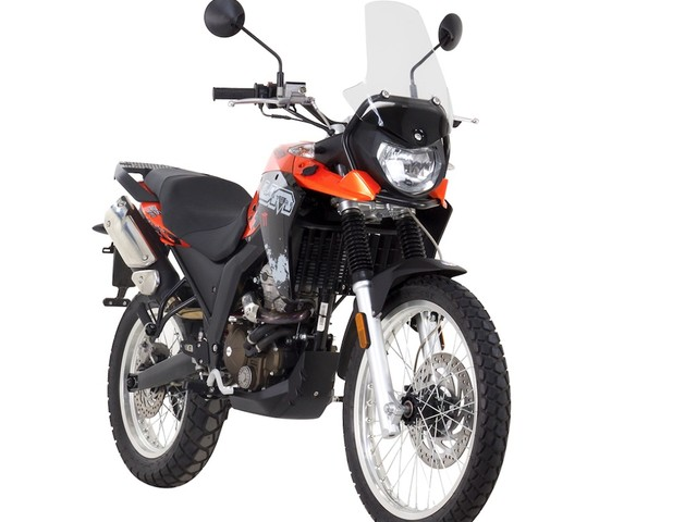 UM To Launch 125cc DSR Adventure Models In Mid-Year