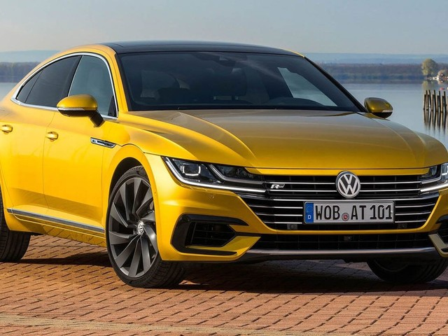 VW T-Roc R, Tiguan R And Arteon R Performance Models Arriving This Year