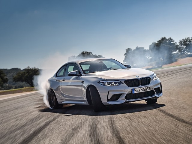 BMW M2 Competition Launched In India, Priced At Rs. 79.9 Lakhs