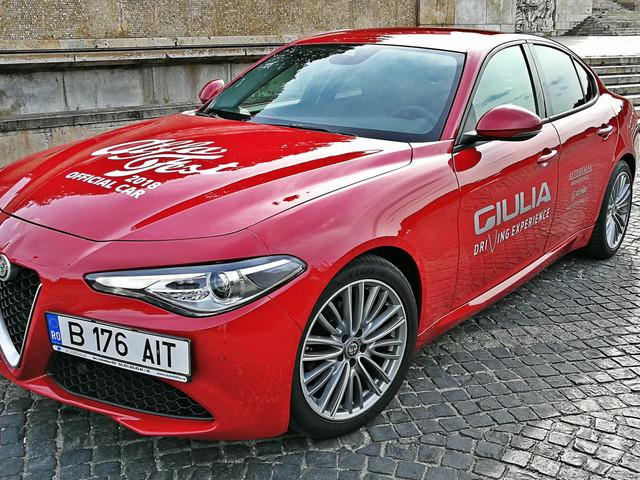 Driven: New Giulia Boldly Goes Where No Alfa Romeo Has Gone Before