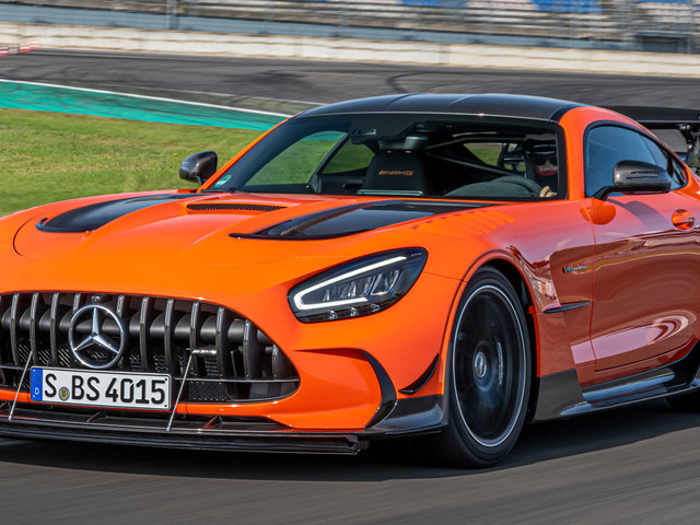 2021 Mercedes-AMG GT Black Series Will Cost $325,000