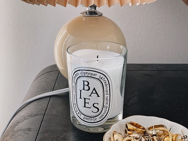This Diptyque Candle Is So Chic, I Gifted It to My Sister, Then Bought It For Myself