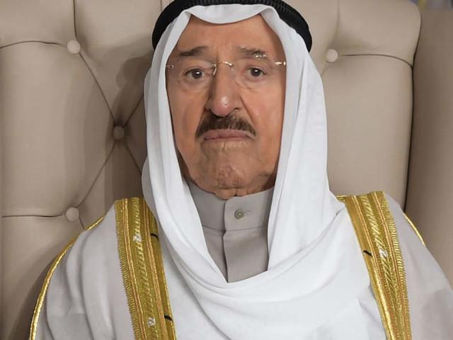 Kuwait's ruler Emir Sheikh Sabah dies