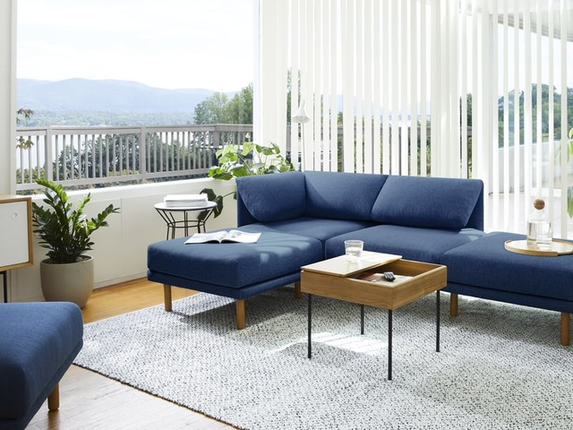 12 Comfy Sofas That Ship Fast, Because Why Wait?