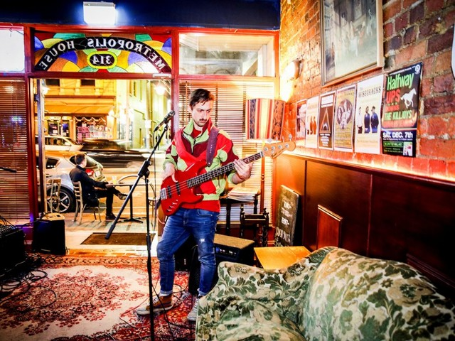 The new competition celebrating Brunswick's most talented songwriters