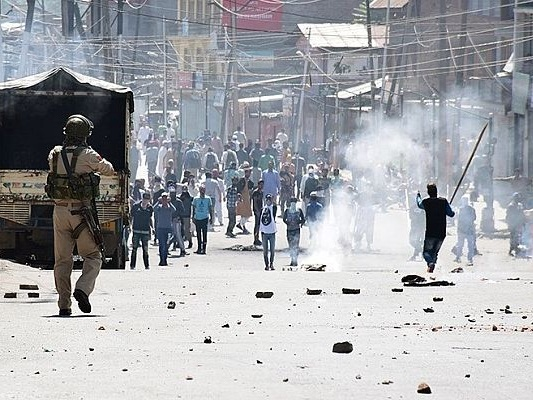 Narendra Modi, Kashmir and the remaking of India