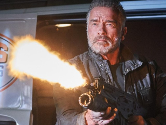 Terminator: Dark Fate review -- Linda and Arnie are back, but it's no T2 - CNET