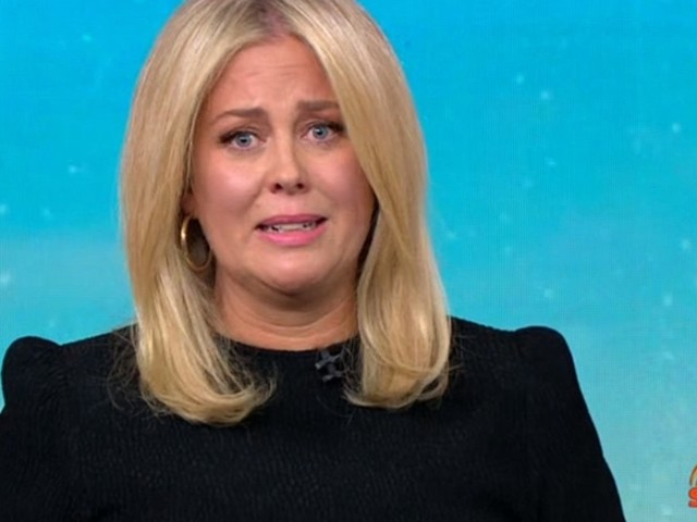 PARTING SHOT: Armytage breaks down in emotional farewell