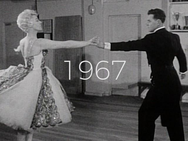 Rewind Ballroom Dancing 1967