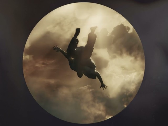 Watch Kanye West Fly Through The Sky In Music Video For '24'
