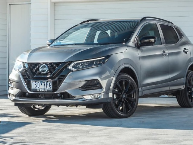 2020 Nissan Qashqai Midnight price and specs: Special edition crosses to the dark side